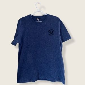 Fred Perry Large Size Crewneck Tee Large